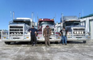Todd Arthur and Hugh - Ice Road Truckers - 5