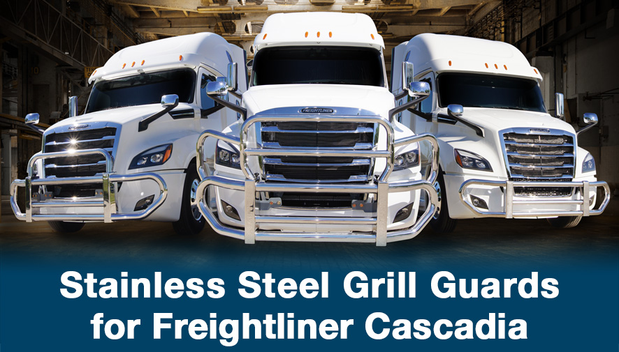 Herd Grill Guards : Herd north america get collision protection